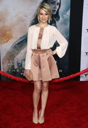 Chelsea Kane perfect at the Thor premiere