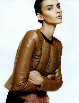 FAUX Leather in Haya Magazine