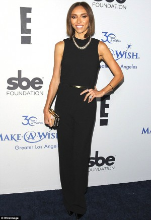 Giuliana Rancic attends the Make-A-Wish Greater Los Angeles 30th Anniversary Gala