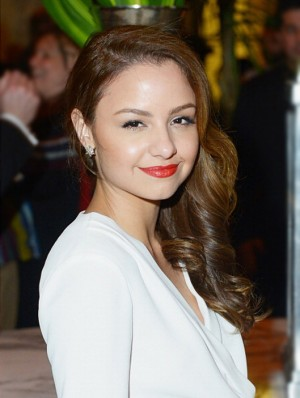 Aimee Carrero at The Americans 2 Premiere