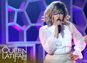 "Ashanti performs ""I Got It"" on Queen Latifah Show"