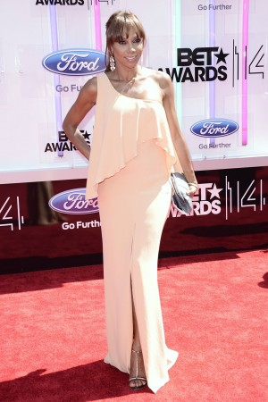 Holly Robinson Peete attends the BET Awards