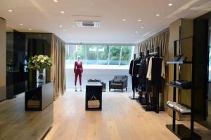 Elisabetta Franchi opens in Amsterdam