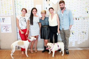 #EFLovesDogs contest: one day in the Elisabetta Franchi Headquarter