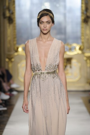 Once upon a time: Elisabetta Franchi Spring-Summer 2015 modern princesses and the enchanted gate