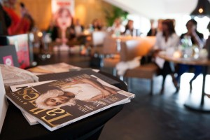 Talkies Magazine Lunch