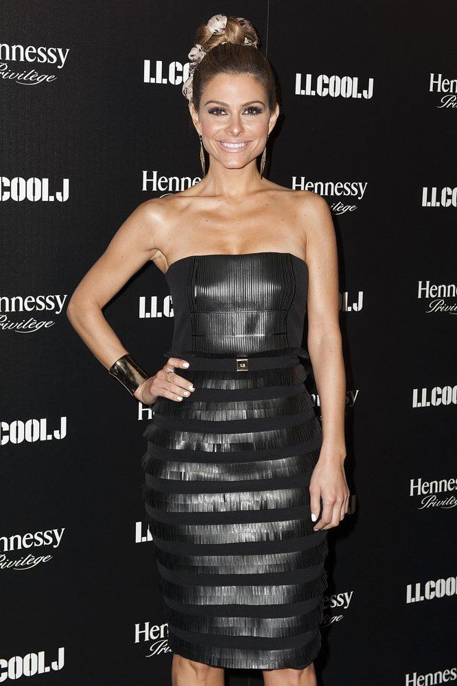 1a63ea19fa Maria Menounos at 2014 Pre-Grammy Awards Party | ELISABETTA FRANCHI