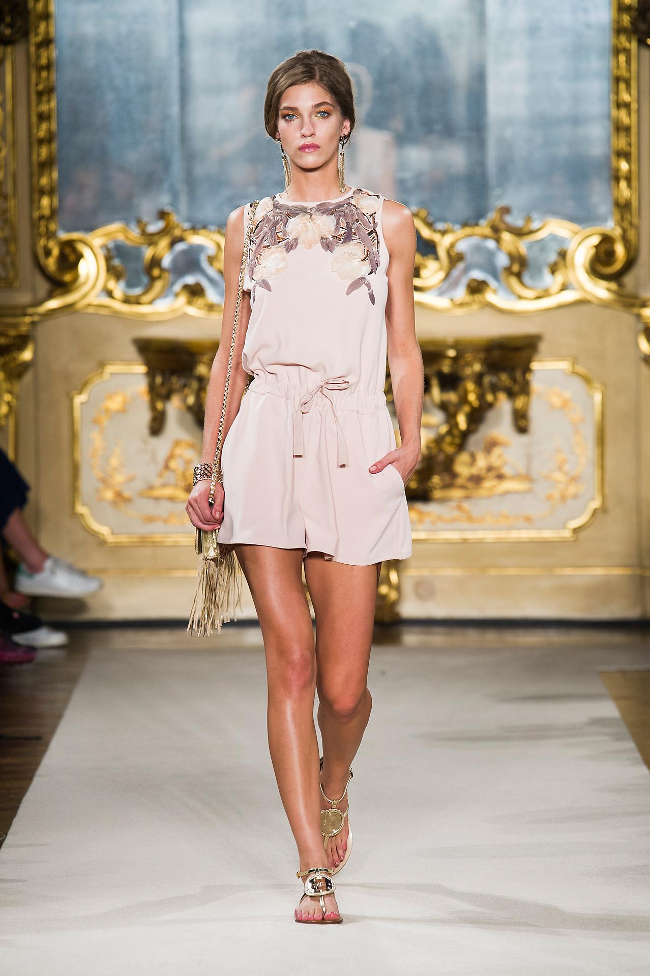 Elisabetta Franchi Spring Summer 2015 Fashion Show The Looks Elisabetta Franchi